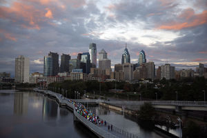 """The Center City District has released the """"State of Center City, 2015"""" report, which provides a detailed look at the diverse sectors that make Center City Philadelphia the largest employment center in the region. — AP Photo/Matt Slocum"""